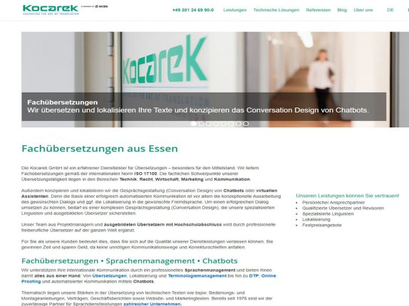 Kocarek GmbH Beitragsbild