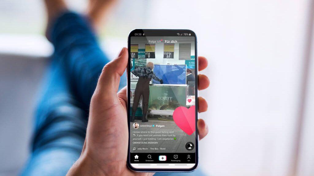 Pixelnerds TikTok fuer Unternehmen