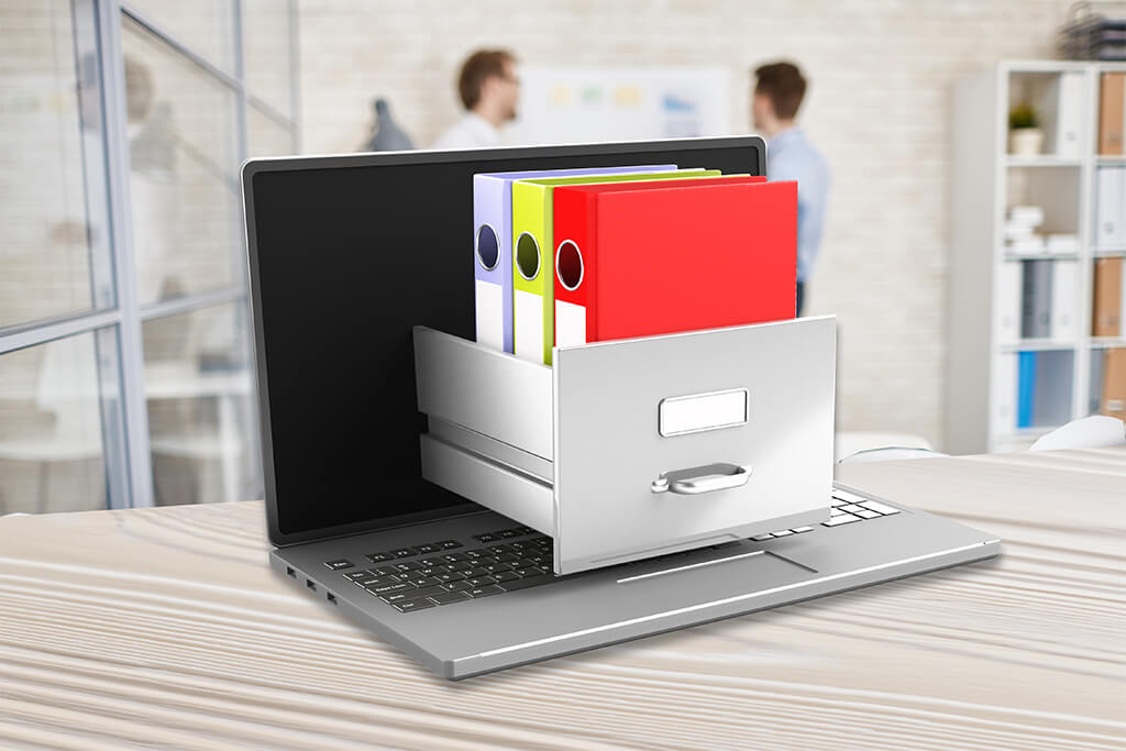 Pixelnerds - Das papierlose Büro