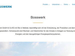 Bosswerk 1